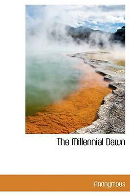 $71.94 • Buy The Millennial Dawn By Anonymous (English) Hardcover Book Free Shipping!