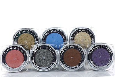 L'oreal Infallible Eye Shadow - Various Colours  • 2.60£