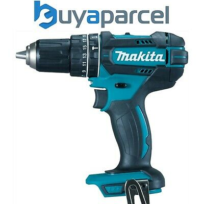 Makita DHP482Z 18v LXT 2 Speed Cordless Combi Drill Bare Unit RP DHP456 • 62.99£