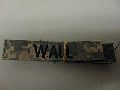 $1.99 • Buy Military Us Army Patch For Acus Digital Hook And Loop Back Name Tape With Wall