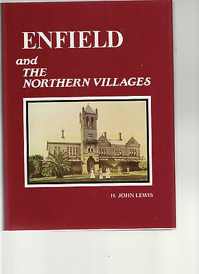 AU20 • Buy ENFIELD ( ADELAIDE ) & THE NORTHERN VILLAGES - H. JOHN LEWIS   FIRST EDITION Ax