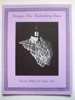Designs For Battenberg Lace. Basic Instructions And Patterns For Collars Cuffs  • 11.44£