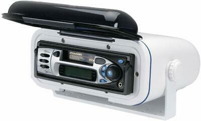$50.74 • Buy Poly-Planar WC400 Marine Boat Waterproof Stereo Radio Housing Cover With Mount