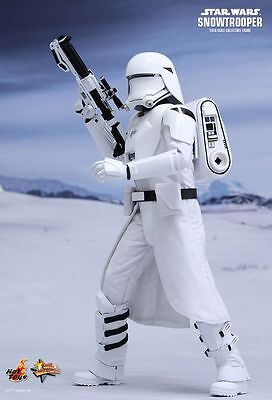 $ CDN315.80 • Buy Sideshow Hot Toys 1/6 12  MMS321 Star Wars First Order Snowtrooper Figure