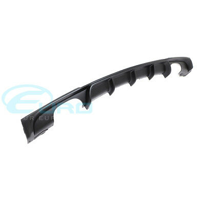 AU330 • Buy BMW M Performance Style Rear Quad Diffuser 3 Series F30 Sedan Fitment