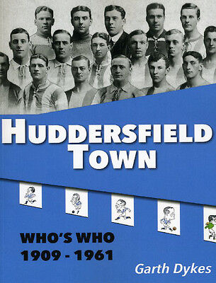 Huddersfield Town Who's Who 1909-1961 - The Terriers Players - Football Book • 14£