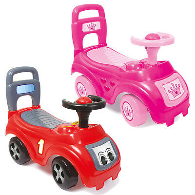 £14.99 • Buy Dolu My First Ride On Toy Kids Cars Girls Boys Push Along Toddler 12 Months +