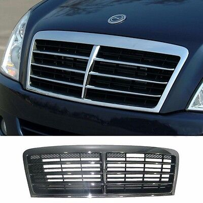 AU249.05 • Buy Front Radiator Grille Assy For Ssangyong 2006-09 Rexton Genuine Parts