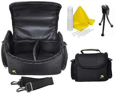 AU26.62 • Buy Deluxe Camera Bag For Sony Alpha A3000 A3500 A5000 A5100 A6000 A7 A7R NEX-5T