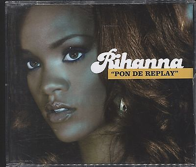 AU8.46 • Buy Rihanna - Pon De Replay CD Single (VGC)
