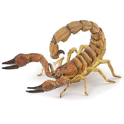 £8.60 • Buy PAPO Scorpion Figure 50209 Wild Animal Kingdom Collectable Toy Series Ages 3+
