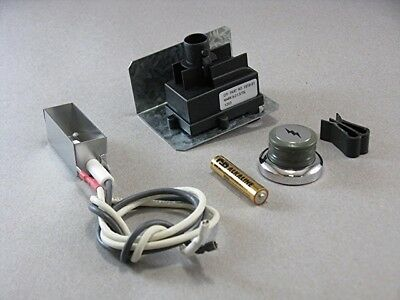 $ CDN39.62 • Buy Battery Igniter Kit For Weber 2007 Genesis 300 Series BBQ Gas Grill Parts