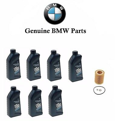 $ CDN118.10 • Buy 7-Quarts Genuine Synthetic For BMW 5W30 Motor Oil & 1 Oil Filter For BMW 325XI