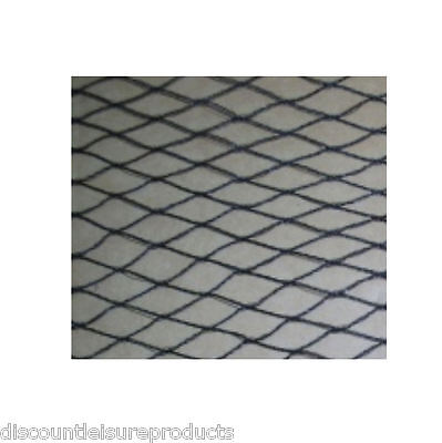 £7.95 • Buy Pond Cover Netting 4m Wide Net - Fish Pond Heron/Bird/Leaves/Cat Protection Mesh