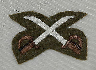 PHYSICAL TRAINING INSTRUCTOR Trade Badge - Cloth  • 6.48£