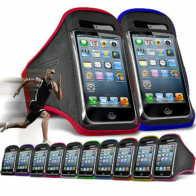 Quality Gym Running Sports Workout Armband Exercise Phone Case Cover✔LG Devices • 4.95£