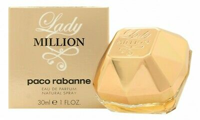 Paco Rabanne Lady Million Eau De Parfum Edp 30ml Spray - Women's For Her. New • 35.61£