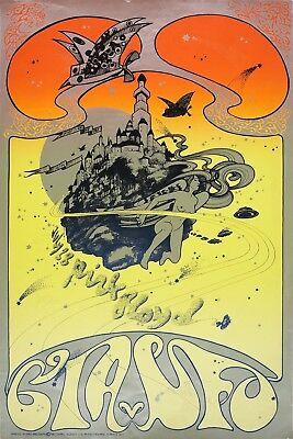 $12 • Buy  Pink Floyd * Psychedelic * Concert Poster 1967    12x18