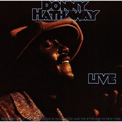 Donny Hathaway - Live [New CD] Canada - Import, Germany - Import • 8.06£