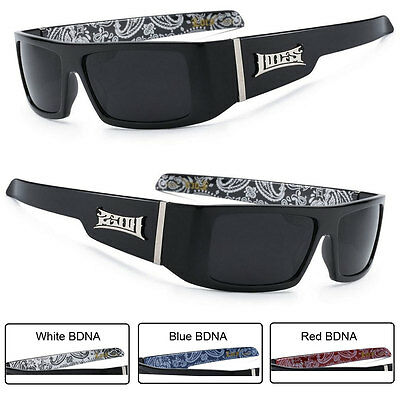 $9.45 • Buy 1 Or 3 Pair(s) Mens OG Locs Authentic Flat Top  Gangster Cholo Sunglasses LC33