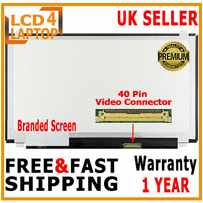 £64.89 • Buy Replacement HP-Compaq Pavilion 15-P157NA 15.6  Laptop Slim LED LCD HD Screen