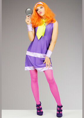 £42.49 • Buy Adult Size Scooby Doo Daphne Costume