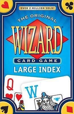 Wizard Card Game Large Index By Ken Fisher (English) Paperback Book Free Shippin • 8.62$