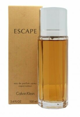 Calvin Klein Escape Eau De Parfum Edp 100ml Spray - Women's For Her. New • 21.29£