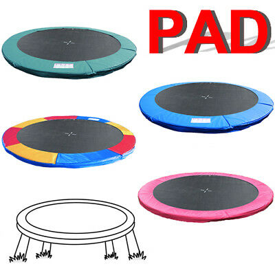 £37.99 • Buy Replacement Trampoline Safety Spring Cover Padding Pads 6FT 8FT 10FT 12FT 14FT