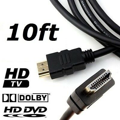 $ CDN5.98 • Buy New 10 FT High Speed HDMI M/M 3D Cable 1080p HDTV For PS3 Xbox One DVD 10FT PS4
