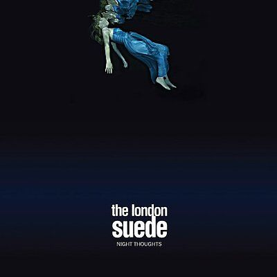 Night Thoughts [CD/DVD] * By Suede (CD, Feb-2016, 2 Discs, Rhino (Label)) • 13.02£