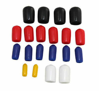 $6.25 • Buy Vacuum Line Caps 1/8  3/16  1/4  3/8  5/16  Fits Chevy Ford Mopar Assorted Kit