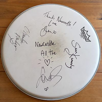 Foxes - Signed  14  Drum Skin • 39.95£