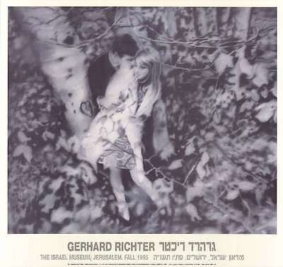 $79.95 • Buy Lovers In The Forest By Gerhard Richter Art Print