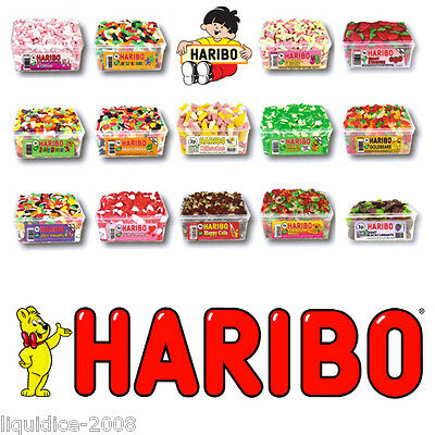 Haribo 1 X Full Tub Of Party Favours Treats  Candy Box Sweets For All Occasions • 8.97£