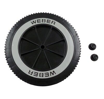 $ CDN32.53 • Buy Weber Grill Part # 63050 8  Wheel And Cap - Gas And Charcoal Kettle Grills