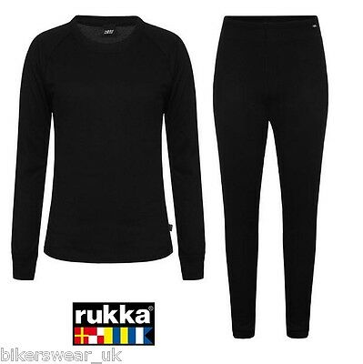 Rukka Mark All Year Thermal Motorcycle Top & Bottom Base Layer Set- Base Layers  • 34.59£