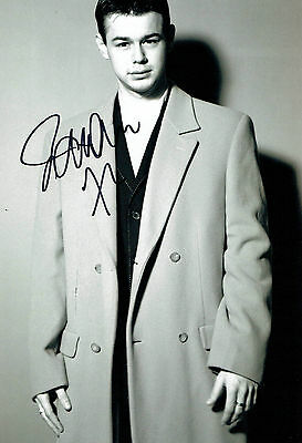 £39.99 • Buy Danny DYER Signed Autograph 12x8 Photo COA AFTAL The BUSINESS Actor