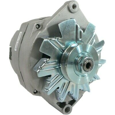 $ CDN85.19 • Buy New Alternator High Output Chevy One 1 Wire 105 Amp Delco 10Si Self-Exciting