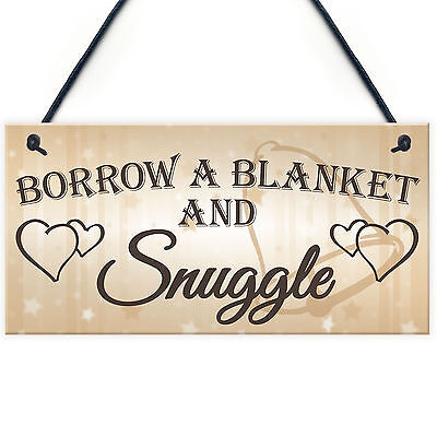 £3.99 • Buy Shabby & Chic Wedding Sign Gift Blanket Snuggle Present Plaque Vintage Guests