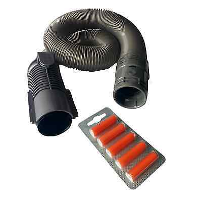 Hose & Free Scented Air Fresheners For Dyson DC07 Vacuum Cleaner Hoover Grey  • 14.39£