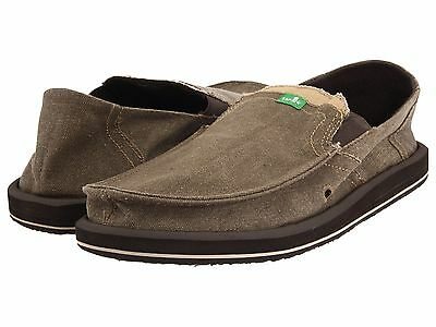 Sanuk Pick Pocket Men's Sidewalk Surfer Slip-on Loafer Medium (D, M) • 43.60£