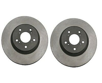$79.94 • Buy For Acura RL 2005-2012 Set Of 2 Front Disc Brake Rotors Opparts 405 01 012