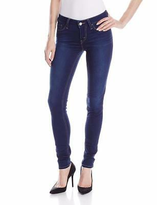 ac8d2436 New Levi's 535 Women's Premium Super Skinny Jeans Leggings Blue Ravine  119970254 • 39.59$