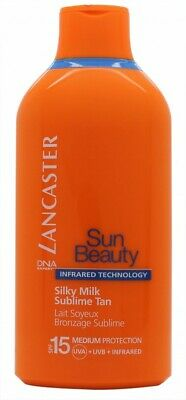 Lancaster Sun Beauty Silky Milk Sublime Tan. New. Free Shipping • 21.15£