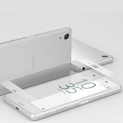 AU19.95 • Buy 3D Curved Tempered Glass Screen Protector For SONY XPERIA XZ Premium Dual G8142