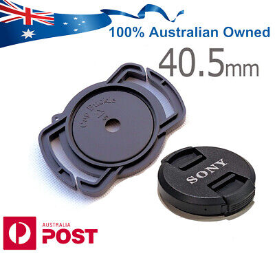AU7.48 • Buy 40.5mm Lens Cap + Anti Lost Holder Sony A6600 A6400 A6100 A6500 A6000 Snap On