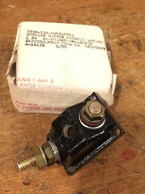 $15 • Buy  M37 M42 M43 G741 Dodge Army Truck 24 Volt Starter Switch Housing With Terminals