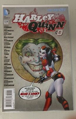 $ CDN6.04 • Buy New 52 Harley Quinn #0 Cover A First Print