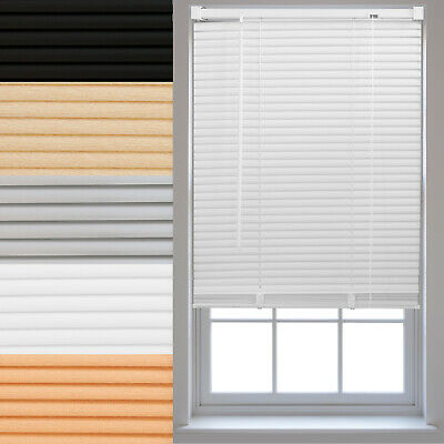 £18.99 • Buy PVC Venetian Window Blinds FREE Cut To Size Home Office Blind New
